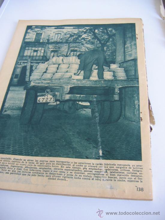Coleccionismo de Los Domingos de ABC: ABC. AÑO 1955.CINCUENTENARIO DEL DIARIO. - Foto 7 - 27180422