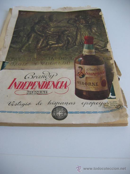 Coleccionismo de Los Domingos de ABC: ABC. AÑO 1955.CINCUENTENARIO DEL DIARIO. - Foto 13 - 27180422