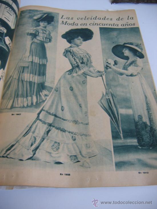 Coleccionismo de Los Domingos de ABC: ABC. AÑO 1955.CINCUENTENARIO DEL DIARIO. - Foto 10 - 27180422