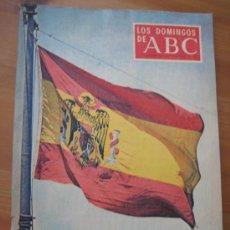 Coleccionismo de Los Domingos de ABC: LOS DOMINGOS DE ABC SUPLEMENTO SEMANAL 2 DE JUNIO DE 1968, EL EJERCITO. JANE FONDA. ZAMORA. Lote 24413447