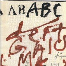 Coleccionismo de Los Domingos de ABC: ABC EL PERIODICO DEL SIGLO (ANTOLOGIA). Lote 23439190