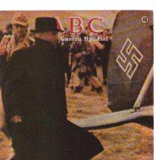 Coleccionismo de Los Domingos de ABC: ABC - GUERRA MUNDIAL - MUSSOLINI LIBERADO POR SKORZENY - N 48. Lote 25531147