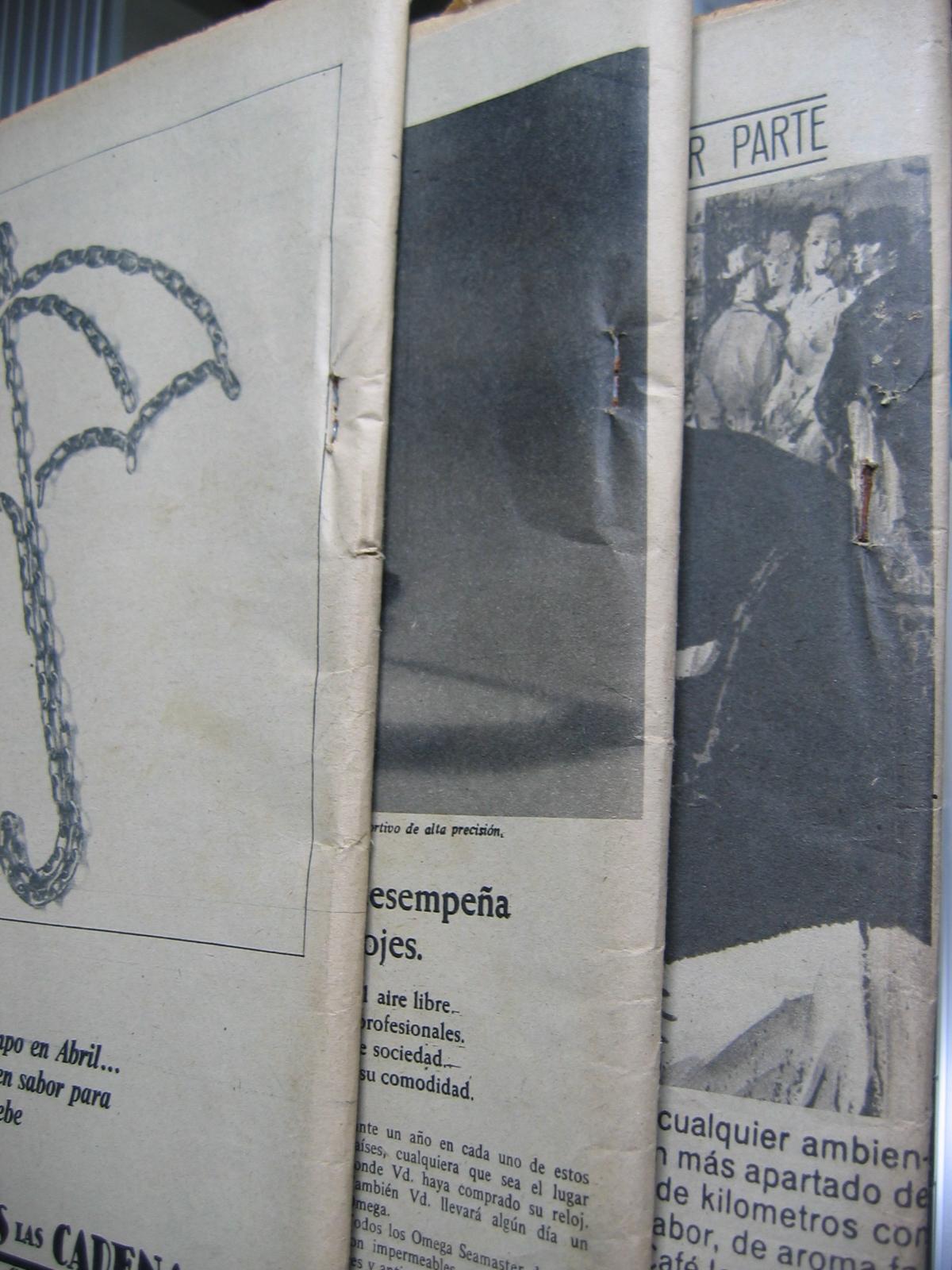 Coleccionismo de Los Domingos de ABC: ABC. AÑO 1.964. CONMEMORATIVOS DE LOS 25 AÑOS DEL FINAL DE LA GUERRA EN 1.939. - Foto 6 - 26330711