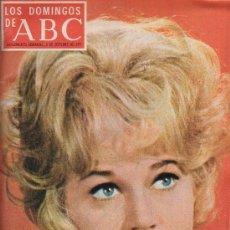 Coleccionismo de Los Domingos de ABC: LOS DOMINGOS DE ABC - TOMO ENCUADERNADO, OCTUBRE 1971 - DICIEMBRE 1971, OFERTA. Lote 28194635