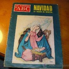 Coleccionismo de Los Domingos de ABC: REVISTA SEMANAL LOS DOMINGOS DE ABC 19 DE DICIEMBRE DE 1976. Lote 28303879