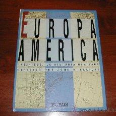 Coleccionismo de Los Domingos de ABC: COLECCIONABLE DEL ABC (BLANCO Y NEGRO) EUROPA - AMÉRICA 1492-1992 ILUSTRADO 132 PÁGINAS. REFª: (JC). Lote 28783143