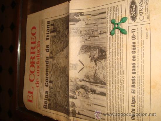 Coleccionismo de Los Domingos de ABC: ABC, 1953 , numero extraordinario, dos pesetas, semana santa, - Foto 29 - 28851205