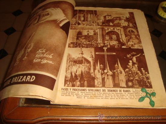 Coleccionismo de Los Domingos de ABC: ABC, 1953 , numero extraordinario, dos pesetas, semana santa, - Foto 26 - 28851205