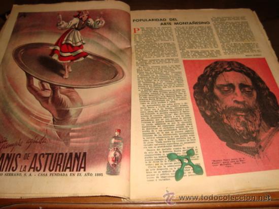 Coleccionismo de Los Domingos de ABC: ABC, 1953 , numero extraordinario, dos pesetas, semana santa, - Foto 25 - 28851205