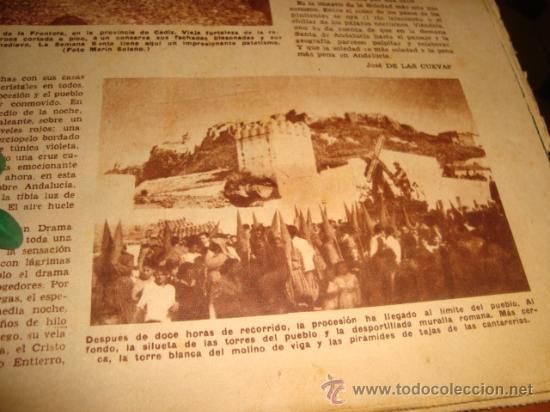 Coleccionismo de Los Domingos de ABC: ABC, 1953 , numero extraordinario, dos pesetas, semana santa, - Foto 24 - 28851205