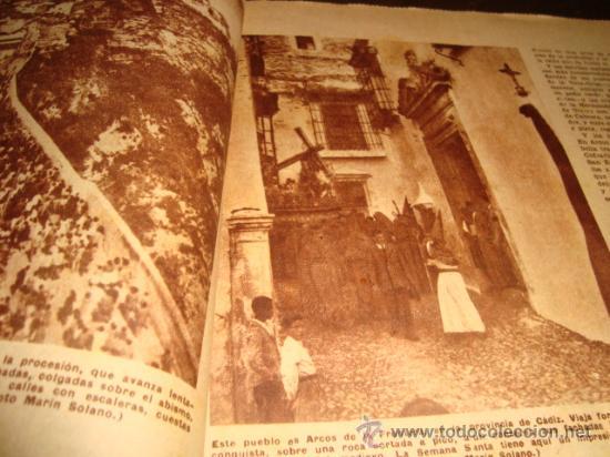 Coleccionismo de Los Domingos de ABC: ABC, 1953 , numero extraordinario, dos pesetas, semana santa, - Foto 22 - 28851205