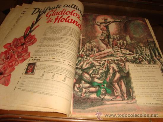 Coleccionismo de Los Domingos de ABC: ABC, 1953 , numero extraordinario, dos pesetas, semana santa, - Foto 21 - 28851205