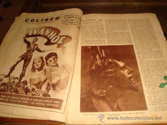 Coleccionismo de Los Domingos de ABC: ABC, 1953 , numero extraordinario, dos pesetas, semana santa, - Foto 18 - 28851205