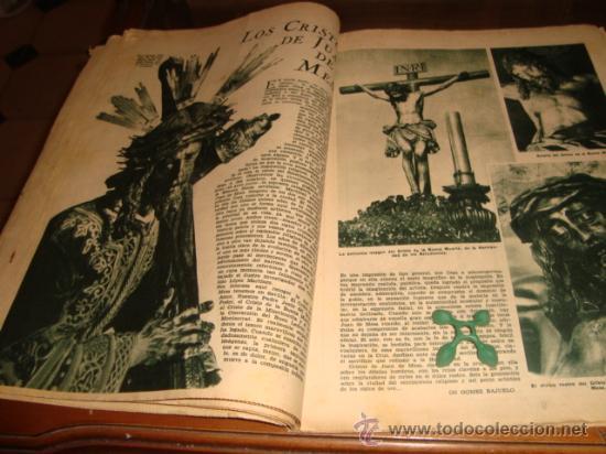 Coleccionismo de Los Domingos de ABC: ABC, 1953 , numero extraordinario, dos pesetas, semana santa, - Foto 15 - 28851205