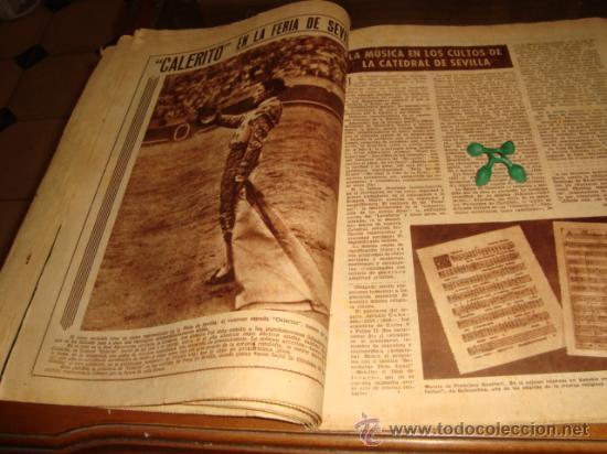 Coleccionismo de Los Domingos de ABC: ABC, 1953 , numero extraordinario, dos pesetas, semana santa, - Foto 14 - 28851205