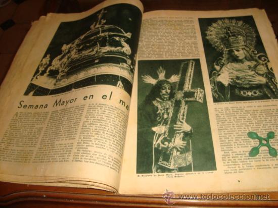 Coleccionismo de Los Domingos de ABC: ABC, 1953 , numero extraordinario, dos pesetas, semana santa, - Foto 11 - 28851205