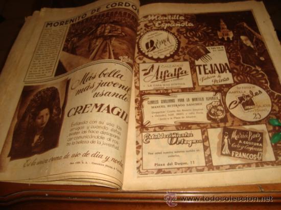 Coleccionismo de Los Domingos de ABC: ABC, 1953 , numero extraordinario, dos pesetas, semana santa, - Foto 10 - 28851205