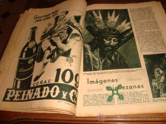 Coleccionismo de Los Domingos de ABC: ABC, 1953 , numero extraordinario, dos pesetas, semana santa, - Foto 9 - 28851205