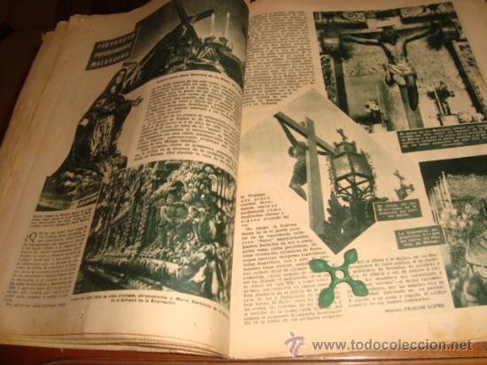 Coleccionismo de Los Domingos de ABC: ABC, 1953 , numero extraordinario, dos pesetas, semana santa, - Foto 8 - 28851205