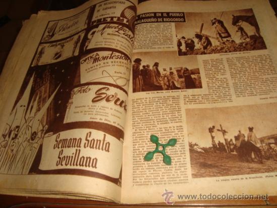 Coleccionismo de Los Domingos de ABC: ABC, 1953 , numero extraordinario, dos pesetas, semana santa, - Foto 7 - 28851205