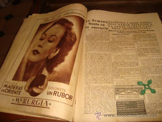 Coleccionismo de Los Domingos de ABC: ABC, 1953 , numero extraordinario, dos pesetas, semana santa, - Foto 5 - 28851205