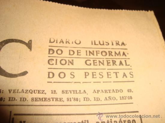 Coleccionismo de Los Domingos de ABC: ABC, 1953 , numero extraordinario, dos pesetas, semana santa, - Foto 4 - 28851205