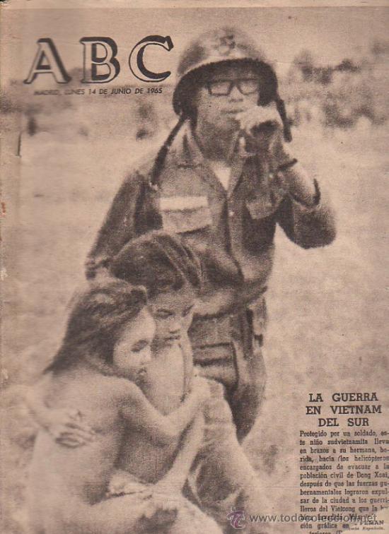 ABC. 14-6-1965. GUERRA DEL VIETNAM, DE LEON A COSTA BRAVA, FESTIVAL DE OPERA, SANTA POLA (Coleccionismo - Revistas y Periódicos Modernos (a partir de 1.940) - Los Domingos de ABC)