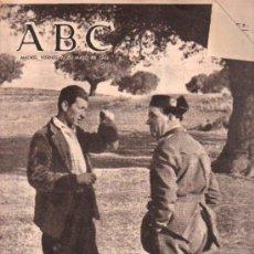 Coleccionismo de Los Domingos de ABC: ABC. 21-5-1965. MEDRANO, ATRACO EN BRAVO MURILLO, VELAZQUEZ, IMBERT, MARCHA DE LA PAZ. Lote 28918601