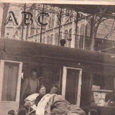 Colecionismo de Los Domingos de ABC: ABC. 10-6-1965. ACCIDENTALISMO DEL 98, ACCIDENTE AEREO ALCANTARILLA, IMPERIAL FEDERATIVA, LUIS SPOTA. Lote 28918612