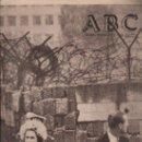 Coleccionismo de Los Domingos de ABC: ABC. 28-5-1965. ISABEL II, BERLIN, CLAUDEL, BUERNOS AIRES, CERVANTES, SAVEDRA Y GIL, GANIVET. Lote 30506381