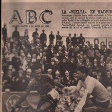 Coleccionismo de Los Domingos de ABC: ABC. 4-5-1965. REVUELTA DOMINICANA, IDEAL CABALLERESCO, EL SHAH DE PERSIA, CAAMAÑO, , EL SALVADOR. Lote 28918938