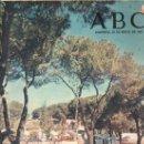 Coleccionismo de Los Domingos de ABC: ABC. 23-5-1965. FERIA DEL CAMPO, JAPON Y SU DUENDE, MARIA DE AGREDA,JAIME DE ARMIÑAN, BURGUIBA. Lote 28922057