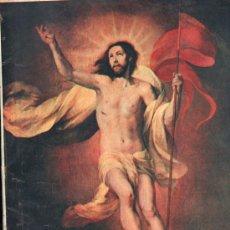 Coleccionismo de Los Domingos de ABC: ABC. 18-4-1965. RESURRECION, VII CENTENARIO DE DANTE, RAFAEL FRUHBECK, RUTA DEL QUIJOTE, TEL AVIV. Lote 28922209