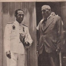 Coleccionismo de Los Domingos de ABC: ABC. 3-6-1965. SALAZAR-NIETO ANTUNEZ, GOYA, AGUSTEJO, HAROLD WILSON, GEMINIS IV. Lote 28922516