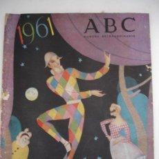 Coleccionismo de Los Domingos de ABC: ABC 1961 NUMERO EXTRA. Lote 29678237
