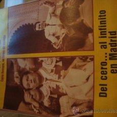 Coleccionismo de Los Domingos de ABC: ABC CURRO ROMERO UN TORERO DE LEYENDA DEL CERO ... AL INFINITO EN MADRID. Lote 29969457