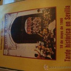 Coleccionismo de Los Domingos de ABC: ABC CURRO ROMERO UN TORERO DE LEYENDA 19 DE MAYO DE 1966 TARDE HISTORICA EN SEVILLA. Lote 29969466