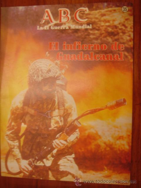 ABC LA II GUERRA MUNDIAL 35 (Coleccionismo - Revistas y Periódicos Modernos (a partir de 1.940) - Los Domingos de ABC)