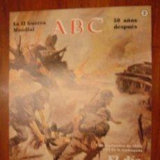 Coleccionismo de Los Domingos de ABC: ABC LA II GUERRA MUNDIAL 2. Lote 30377250