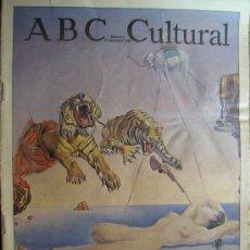 Colecionismo de Los Domingos de ABC: ABC CULTURAL 1991 THYSSEN UN MUSEO PARA EL SIGLO XXI. Lote 30584397