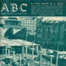 Coleccionismo de Los Domingos de ABC: ABC, MADRID, 23 SEPTIEMBRE 1960, EN PORTADA EL NUEVO MERCADO DE LA CEBADA. Lote 31490963