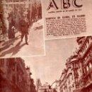 Coleccionismo de Los Domingos de ABC: ABC, MADRID, 28 MARZO 1961, EN PORTADA DOMINGO DE RAMOS EN EL PARDO. Lote 31491068