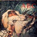 Coleccionismo de Los Domingos de ABC: ABC, MADRID, 8 JULIO 1961, EL SAHARA; EL POETA EN SU TIERRA, PRESIÓN SOVIÉTICA EN TEHERÁN. Lote 31491549