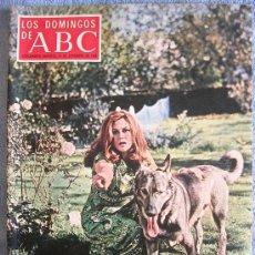 Coleccionismo de Los Domingos de ABC: LOS DOMINGOS DE ABC, DICIEMBRE DE 1969. EL FLAMENCO, EMMA PENELLA, LIBIA POR ARNOLD J. TOYNBEE,...... Lote 31589715
