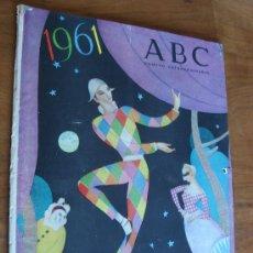 Coleccionismo de Los Domingos de ABC: ABC. NUMERO EXTRAORDINARIO. 1961. Lote 31918813
