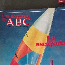 Coleccionismo de Los Domingos de ABC: &-LOS DOMINGOS DE A.B.C.AÑO-81-ATENTADO REAGAN,PADRE ELLACURA.Y MAS. Lote 32022261