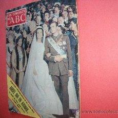 Coleccionismo de Los Domingos de ABC: LOS DOMINGOS DE ABC.-AQUEL DIA EN ATENAS.. Lote 32205860