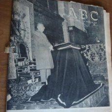 Coleccionismo de Los Domingos de ABC: ABC. Lote 32475084