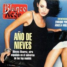 Collectionnisme de Los Domingos de ABC: REVISTA BLANCO Y NEGRO SEMANARIO DE ABC 10 MARZO 1996. Lote 32595899