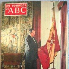 Coleccionismo de Los Domingos de ABC: LOS DOMINGOS DE ABC, JUNIO 1969. DON JUAN. EL JAZZ. MENUHIN. MARISOL. SARA MONTIEL, MONTAÑES......... Lote 32678660